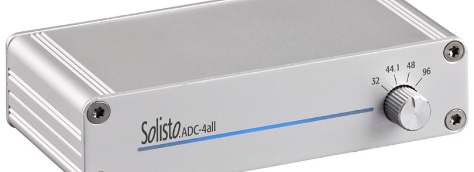 Solisto.ADC-4all